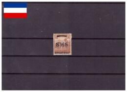 Yougoslavie 1919 - MH* - Agriculture - Michel Nr. 66 (yug545) - 1919-1929 Reino De Los Serbios, Croatas Y Eslovenos
