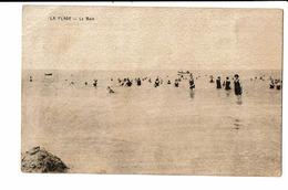 CPA - Carte Postale - Belgique - La Plage Et Les Bains S4671 - Belgique