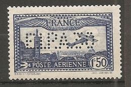 Yv. N° 6c   *  1f50  PERFORE EIPA30 Cote  580 Euro  TBE   2 Scans - 1927-1959 Neufs