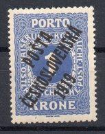 CZECHOSLOVAKIA  1919 ,MNH - Tchécoslovaquie