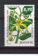 MAYOTTE - Y&T N° 42** - Fleur - Ylang Ylang - Neufs