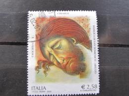 ITALIA USATI 2002 - 7° CENTENARIO MORTE CIMABUE - SASSONE 2633 - 6. 1946-.. Repubblica