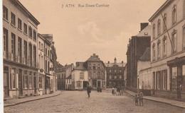 ATH  , Rue Ernest Cambier ; N° 2 - Ath