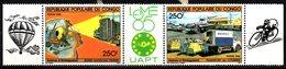 Congo    N° 763 A   Neuf XX MNH , Cote 8 Euros - Neufs