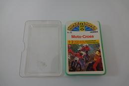 Speelkaarten - Kwartet, Moto-Cross, Nr 235, Schmid - Hemma , *** - - Cartes à Jouer Classiques