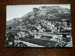 Monaco. Le Stade Louis II Et La Tête De Chien - Other