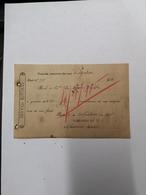 PORTUGAL GUARDA NOTURNO DA RUA SERRALVES 1/SETEMBRO 1915 - Portugal