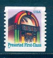 USA, 1997 Issue - Prematasellado