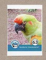 Privatpost - Nordkurier -  Papagei Parrot Loro Papagaio - Rotohrara (Ara Rubrogenys) - Papageien