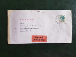 (13939) STORIA POSTALE ITALIA 1972 - 1971-80: Storia Postale