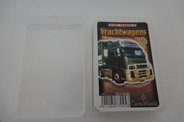 Speelkaarten - Kwartet, Vrachtwagens, Carta Mundi, *** - - Cartes à Jouer Classiques