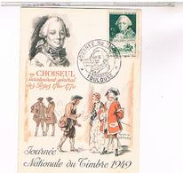 JOURNEE NATIONALE  DU TIMBRE 1949    TOULOUSE   CPM  BE BO21 - Postal Services
