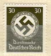 DR Dienstmarken 1934, Mi D 141 ** [050119XXIII] - Officials