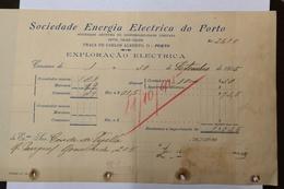 PORTUGAL SOCIEDADE ENERGIA ELECTRICA DO PORTO PRAÇA CARLOS ALBERTO 71 - Portugal