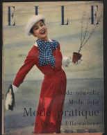 8623 M - G.Philipe  Nicole Berger  Berthe Morisot Françoise Adnet J.Auriol Von Dongen B.Bardot J.Gréco R.Humblot S.Flon - Fashion