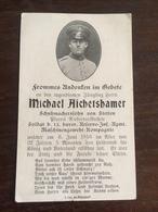 Sterbebild Wk1 Ww1 Bidprentje Avis Décès Deathcard RIR15 MG BRIEY 6. Juni 1916 Aus Stetten - 1914-18
