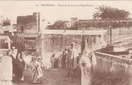 Maroc - Fèz-Médina - Vue Prise Du Pont De L'Oued-Zittoun - Fez