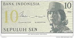 INDONESIE 10 LIMA SEN 1964 / NEUF - Indonesia