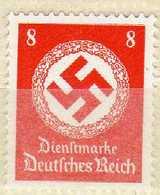 DR Dienstmarken 1942/1944, Mi D 170 ** [050119XXIII] - Officials