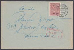 """Spendenmarke """"Volkssolidarität"""", 1962, Bedarf Mit Nachgebühr - Brieven En Documenten"""