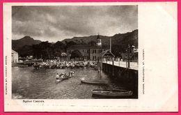 ST VINCENT - Native Canoes - Animée - WILSON'S ST. VINCENT SERIES - VENDOR PROUDFOOT ST VINCENT - Saint-Vincent-et-les Grenadines