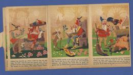 CPA Gnomes Nain Lutin Non Circulé Dépliant Voir Scans 6 Volets Images Recto Verso 11 Images - Fairy Tales, Popular Stories & Legends