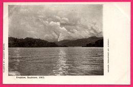 ST VINCENT - Eruption - Soufriere 1902 - WILSON'S ST. VINCENT SERIES - VENDOR PROUDFOOT ST VINCENT - Saint-Vincent-et-les Grenadines