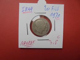IRAQ 20 FILS 1931 - Iraq