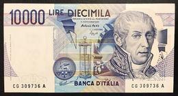 10000 Lire Volta Serie G 1995 Fds   LOTTO 2390 - [ 2] 1946-… : República