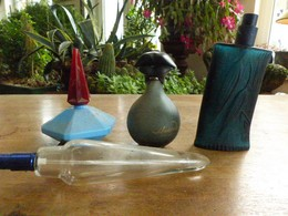 Flacon Vide Parfum Loulou Salvador Renzo /1895-3 Laptg9 - Flacons (vides)