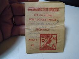 """TESSERA """" CONFEDERAZIONE FASCISTA DEI LAVORATORI DELL' INDUSTRIA """"  1943 - Altre Collezioni"""