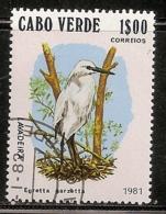 CAP VERT OBLITERE - Cap Vert