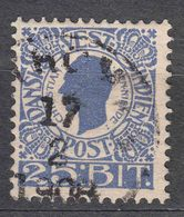 Denmark Danish Antilles (West India) 1905 Mi#32 Yvert#30 Used - Denmark (West Indies)