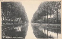 Seneffe ,  Le  Canal De Charleroi à Bruxelles - Seneffe