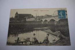 46  Cartes   DEPARTEMENT  89     BON  ETAT  GENERAL - Cartes Postales