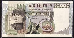 10000 LIRE DEL CASTAGNO  1984 Fds N.c. LOTTO 2402 - [ 2] 1946-… : Républic