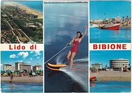 Waterski : Lido Di Bibione - Spiaggia - (Italia) - Waterski