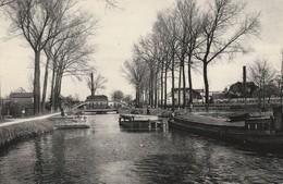 Seneffe ,   Le  Canal , (  écluse  Et  Péniche  ) - Seneffe