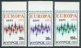 1972 EUROPA UNITA CEPT CIPRO MNH ** - F10-10 - Europa-CEPT
