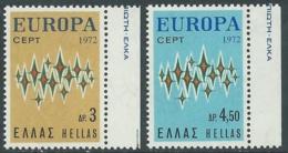 1972 EUROPA UNITA CEPT GRECIA MNH ** - F11 - Europa-CEPT