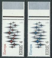 1972 EUROPA UNITA CEPT IRLANDA MNH ** - F11-2 - Europa-CEPT