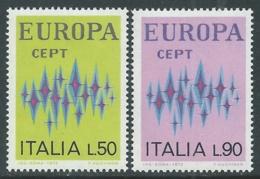 1972 EUROPA UNITA CEPT ITALIA MNH ** - F11 - 1972