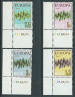 1972 EUROPA UNITA CEPT MALTA MNH ** - F11-2 - 1972