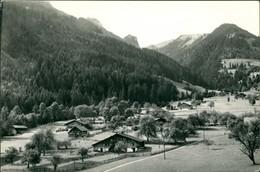 Ansichtskarte Weissenburg Im Simmental Blick Auf Die Stadt 1932  - BE Berne