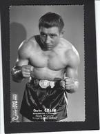 CPA Boxe Boxeur Boxing Non Circulé Charles COLIN - Boxing