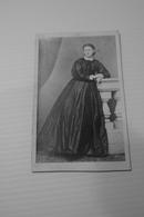 Aalst 1864 Photo Originele Foto Emilie Eeman Fotograaf H. Van De Meerssche Alost - Photos