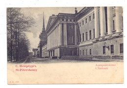 RU 190000 SANKT PETERSBURG, Admiralität, Ca. 1900 - Russland
