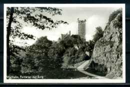 K08102)Ansichtskarte: Wellheim, Burg - Sonstige