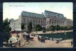 K08744)Ansichtskarte: Bukarest, Justitzpalast - Romania