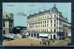 K08745)Ansichtskarte: Bukarest, Casa Luvru - Romania